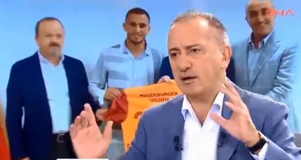 """Fatih Altaylı, Galatasaray ve Trabzon yönetimini topa tuttu: """"Donunuzu mu satacaksınız"""""""