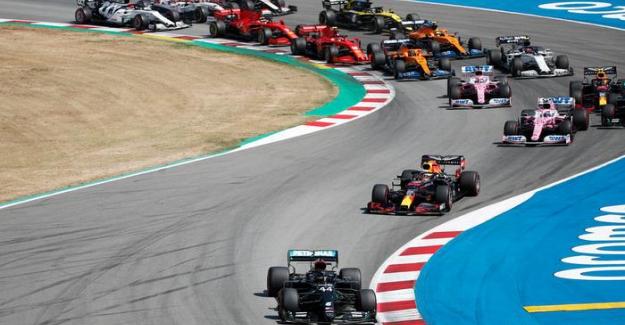 Formula 1 yeniden geliyor