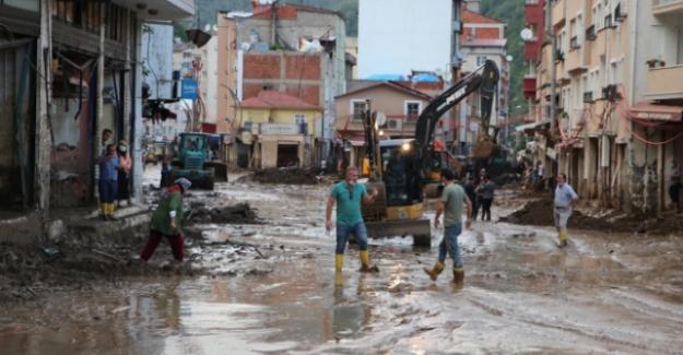 Giresun'daki sel mağdurlarına Türk Telekom'dan fatura muafiyeti