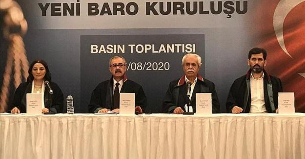 İstanbul 2 Nolu Baro kuruluşu için yasal süreç başlatıldı