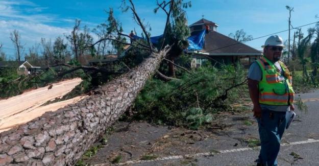 Laura Kasırgası: ABD'nin Louisiana eyaletini vuran kasırga 6 can kaybına ve büyük hasara yol açtı