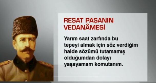 """Mustafa Kemal'i Ağlatan olay: """"Albay Reşat Çiğiltepe'nin Vatan Aşkı"""""""