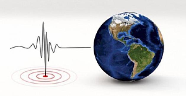 Sivas 3.8 Büyüklüğünde depremle sallandı!