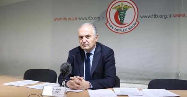 """Türk Tabipler Birliği'nden Sağlık Bakanı'na çağrı. """"Hekimler tükendi, sağlıkçılar depresyonda"""""""