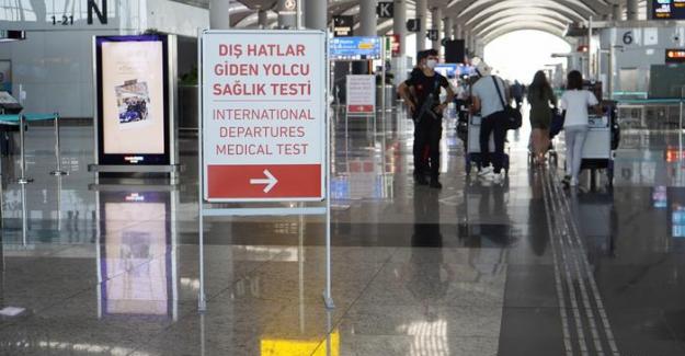 Türkiye'den Almanya'ya yolculuk: Covid-19 testi