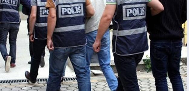 Antalya'da Fetö'den 2 kişi tutuklandı
