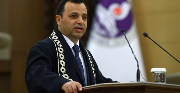 """AYM Başkanı Arslan'dan Soylu'ya cevap; """"Karardan ziyade karar vereni eleştirmek fayda sağlamaz"""""""