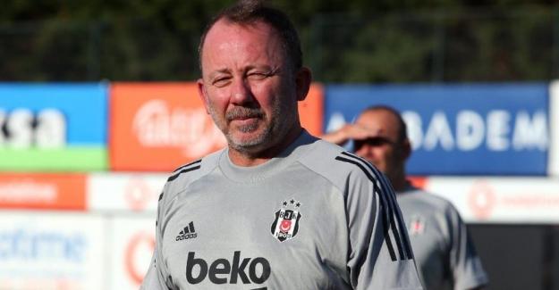 Beşiktaş Teknik Direktörü Sergen Yalçın da Koronavirüse yakalandı