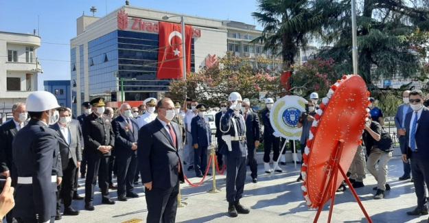 Bursa'da 'Kurtuluş'un 98'inci yıl dönümü kutlandı!