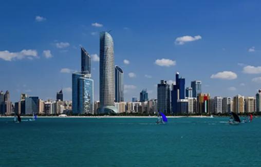 Dubai'nin başkent Abu Dabi'de patlamalar!