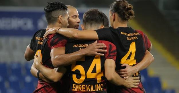 Galatasaray - Başakşehir 2-0 ve Derbi Galatasaray'ın!