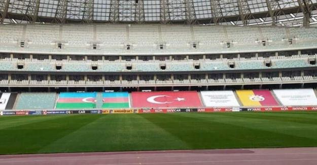 Galatasaray'a Azerbaycan'da Büyük Sürpriz