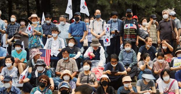 Güney Kore'de rekor vaka artışının merkezindeki kilise