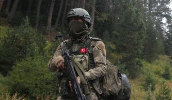 Jandarma Birlikleri Sehi Ormanları'ndaki 6 Teröristi etkisiz hale getirdi