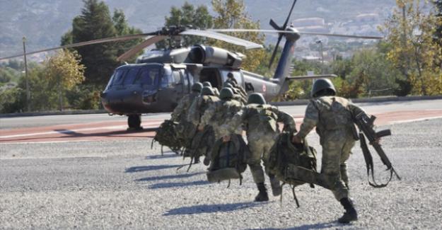 """Jandarma bu defa, Van'da """"Yıldırım-10 Norduz Operasyonu"""" nu başlattı"""
