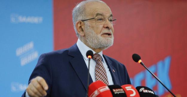 """Karamollaoğlu: """"82 Musul, 83 Kerkük kafasıyla giderseniz, gemiyi limana çekince diyecek söz bulamazsınız"""""""