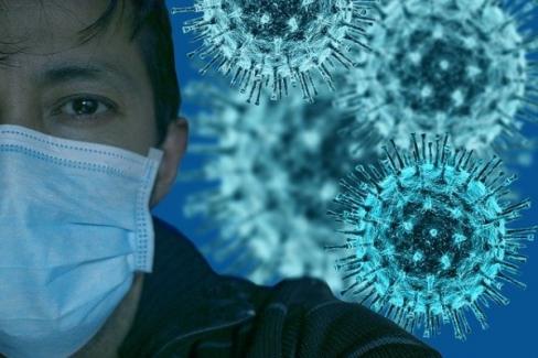 Koronavirüs salgınında ölenlerin sayısı 7 bin 186'ya ulaştı
