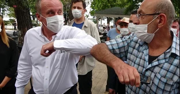 Muharrem İnce, Sivas'tan başlattığı 'Bin Günde Memleket Hareketi' programını Karadeniz'de sürdürüyor