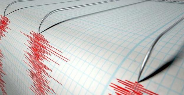 Muş'un Korkut İlçesi merkezli 4,7 büyüklüğünde deprem!..