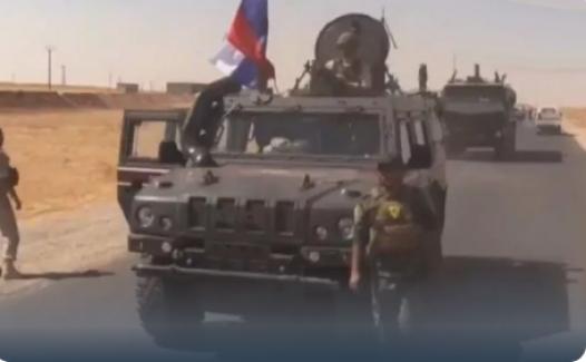 Rusya, Suriye'de PKK / PYD / YPG teröristleriyle ile kol kola!..