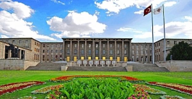 TBMM'de idam cezasına ilişkin 81 sayfalık rapor