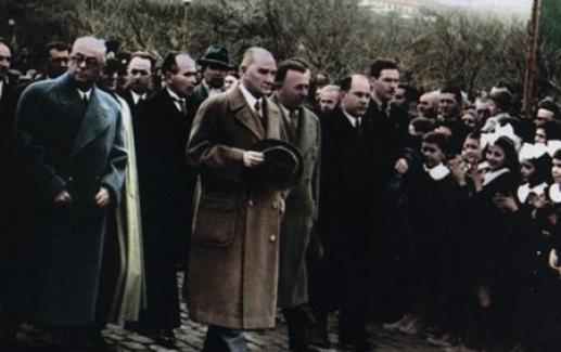 29 EKİM Cumhuriyet Bayramı 97. Yılında Kutlu Olsun!..
