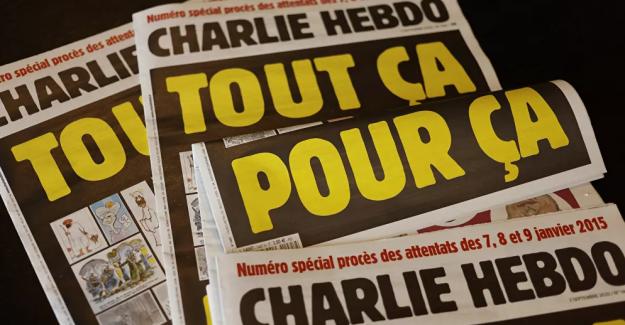 Ankara Cumhuriyet Başsavcılığı, Charlie Hebdo dergisi yetkilileri hakkında resen soruşturma başlattı