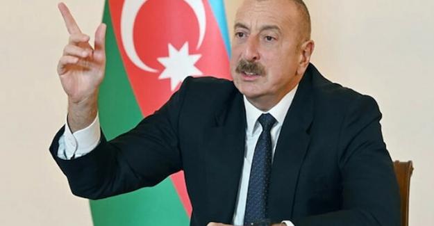 """Azerbaycan Cumhurbaşkanı Aliyev: """"İran Sınırı 27 Yıl Sonra Kontrol Altına Alındı.."""""""