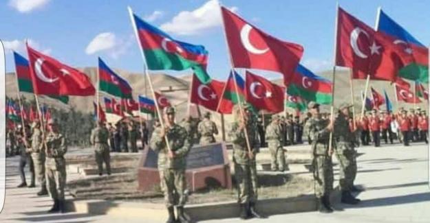 Azerbaycan'ın İran sınırına kadar yeniden kazandığı kentler ve köyler
