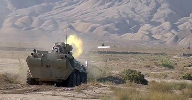 Azerbaycan Savunma Bakanlığı Cephe Hattındaki Son Durumu Açıkladı
