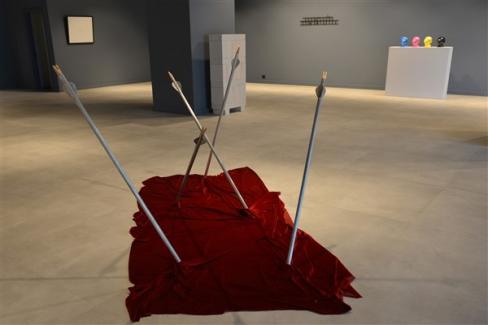Çukurambar Sanat Galerisi heykel sergisi ile sanatseverleri ağırlıyor