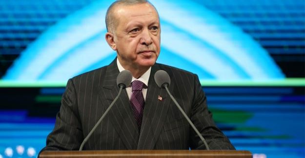"""Cumhurbaşkanı Erdoğan'dan Macron'a sert tepki: """"Provokasyondur, hadsizliktir, edepsizliktir!.."""""""