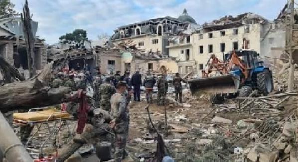 """Dağlık Karabağ sorunu: """"Azerbaycan'ın Haklı Davasına Karşı Terörizm Destekli Ermenistan.."""""""