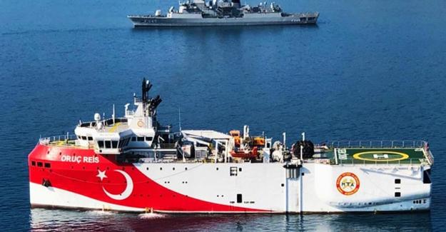 Doğu Akdeniz'de yeni Navtex: Oruç Reis 4 Kasım'a kadar yeni görevde