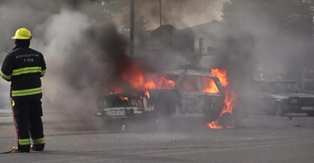 Ermenistan, Berde Şehri'nde misket bombalarıyla katliam yaptı: 21 ölü 70 yaralı var