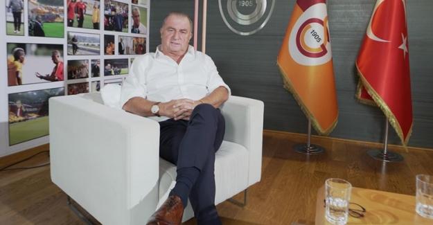 Galatasaray Teknik Direktörü Fatih Terim: 'Hayalim Şampiyonlar Ligi şampiyonluğu'