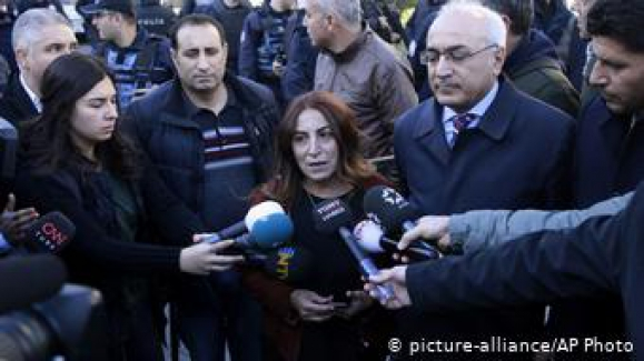 HDP Eski Milletvekilleri Tuğluk ve Tuncel hakkında tutuklama kararı