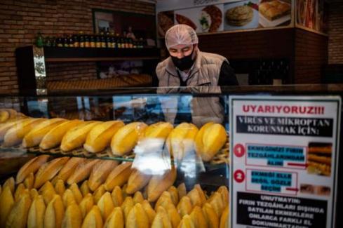 İstanbul'da ekmeğe yüzde 20 zam yapıldı