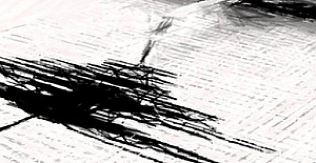 İzmir Çeşme açıklarında  3.7 büyüklüğünde deprem!