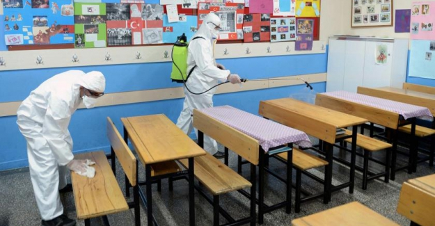 """Milli Eğitim Bakanlığı'ndan """"Okul kantinlerinin açılması"""" kararı"""