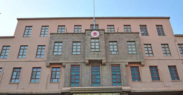 """MSB: """"Ermenilerle iş birliği yapan PKK-YPG'li teröristler, derhal bölgeyi terk etmelidir"""""""