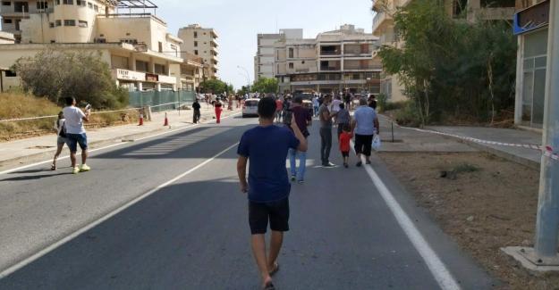 MSB, Kapalı Maraş sokaklarından görüntüler yayınladı