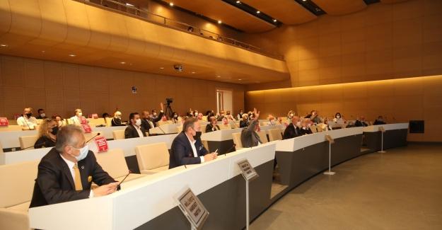 Nilüfer Belediyesi'nin 2021 bütçesi 505 milyon TL