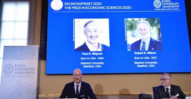 Nobel Ekonomi Ödülü iki ABD'li ekonomiste verildi