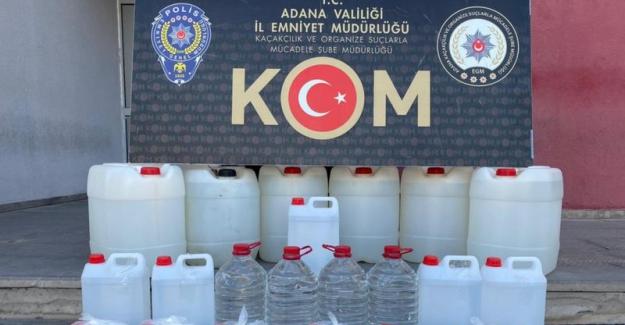 Sahte içki ölümleri: Bu yıl 1 milyon litre kaçak içki ele geçirildi