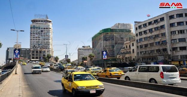 """Suriye'de hayat normal, buradakilerin umurunda değil: """"İşte Şam Şehrinden Alınan Son Görüntüler"""""""