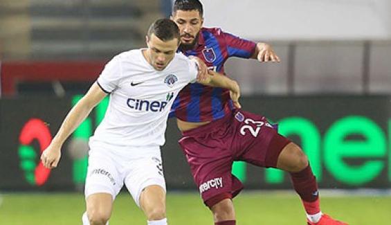 Trabzonspor kendi evinde şoka uğradı: Trabzonspor 3 - 4 Kasımpaşa