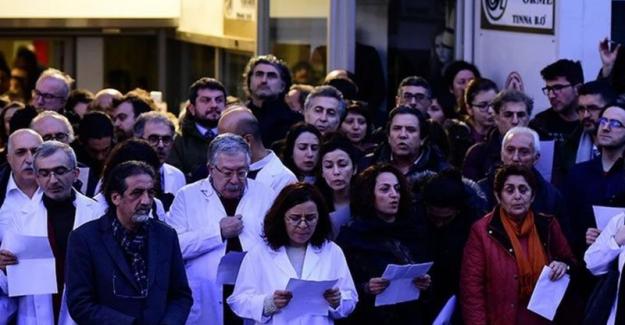 """""""Tükenen sağlık çalışanları topluca istifa ediyor, intihar oranları artıyor"""""""