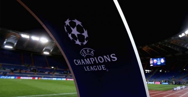 UEFA Şampiyonlar Ligi'nde dün gecenin sonuçları
