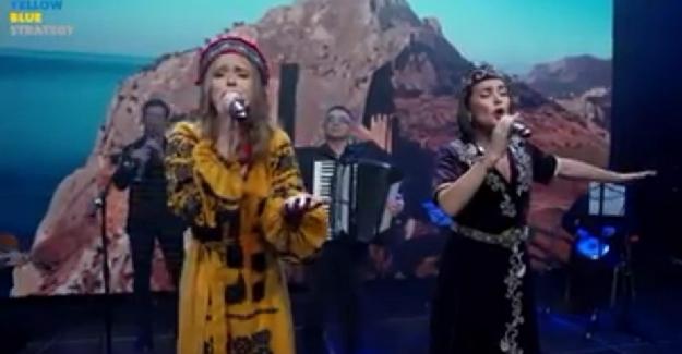 """Ukrayna Milletvekilinden hüzünlü vatan şarkısı """"Ey Güzel Kırım"""""""
